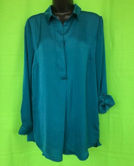 Long Sleeve Mallard Blouse