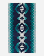 Papago Park Turquoise Spa Towel