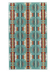 Chief Joseph Spa Towel - by Pendleton