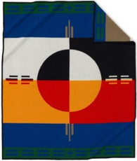Elders Circle of Life Blanket - by Pendleton