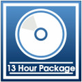 2021 13.75 Hour Bankruptcy Participatory Audio Package (Flash Drive)