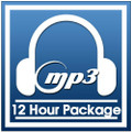 2021  Generic 13.25 Hour Self -Study Audio Package (MP3)