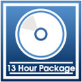 13 Hour Participatory Package (CD)