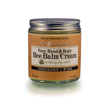 Bee Balm Cream- Frankincense & Myrrh