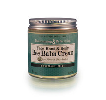 Bee Balm Cream- Rosemary Mint