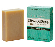 Rosemary Mint Olive Oil Soap (4.5 oz.)