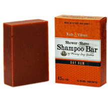 Bay Rum - Shower, Shave & Shampoo Bar (4.5 oz.)