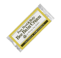 Bee Balm Cream - Calendula Pomegranate, 0.15 oz. Sample