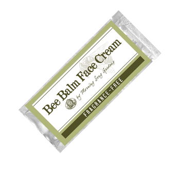 Sample- Bee Balm Face Cream (.15 oz.)