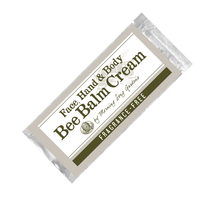 Sample- Bee Balm Cream - Fragrance Free (.15 oz)