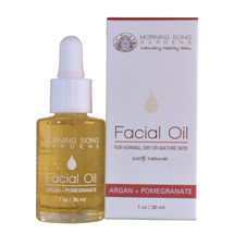 Facial Oil - Argan | Pomegranate