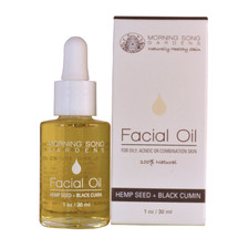 Facial Oil - Hemp Seed | Black Cumin