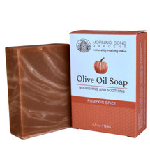 Pumpkin Spice Olive Oil Soap, Seasonal (4.5 oz.)