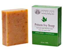 Poison Ivy/Oak Soap- Jewelweed (4.5 oz.)