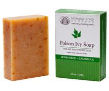 Poison Ivy/Oak Soap- Jewelweed (4.5 oz.)