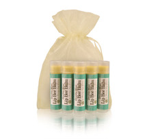 Lip Bee Balm 5 Pack- Double Mint