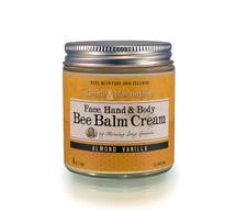 Bee Balm Cream- Almond Vanilla