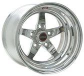 "Weld Wheels - 17x10"" RT-S S71 Polished Rear Wheel - CTS-V / Camaro"