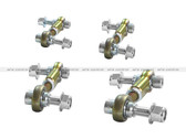 aFe - PFADT Series Heavy Duty Street End Links; Chevrolet Corvette (C5/C6/C7) 97-16
