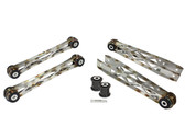 aFe - PFADT Series Rear Tie Rods/ Rear Trailing Arms Package; Chevrolet Camaro 10-15