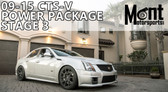 Mont Motorsports - Stage 3 Power Package 09-15 Cadillac CTS-V (LSA)