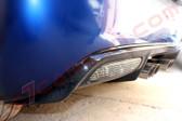 C7 Carbon 2005-2013 Chevrolet Corvette rear diffuser OEM Style - Carbon Fiber