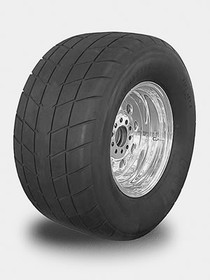 M&H Racemaster Radial Drag Race Tires - 390/45/15