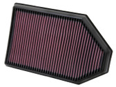 K&N Air Filter - 2015+ Dodge Hellcat