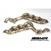BMR LS3/LSA Bottom Mount T4 Turbo Exhaust Manifolds