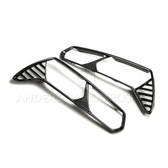 Anderson Composites 2014 -2016 Corvette C7 Carbon fiber taillight bezels