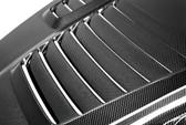 """Anderson Composites 2005 - 2013 Corvette """"Le Mans Style"""" Vented Carbon Fiber Hood"""