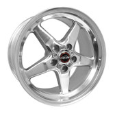 "Race Star 17x10.5"" CTS-V Coupe - Polished"