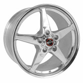 "Race Star 18x10.5"" C7 Corvette - Polished"