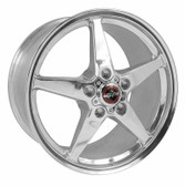 "Race Star 18x8.5"" C7 Corvette - Polished"