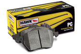 Hawk Ceramic Brake Pads - Rear Z51 - C7 Corvette
