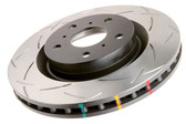 DBA T3 4000 Series Rotor Slotted Front - 2014 - 2017 C7 Corvette - Z51