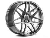 Forgestar F14 Drag 17x10 Wheels - Set of 2 - Gunmetal - CTS-V / Camaro