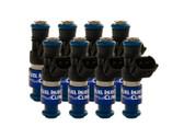 Fuel Injector Clinic 2150cc Injector Set for Dodge Hemi SRT-8 Hellcat (High-Z)