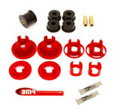 BMR Rear Cradle Bushing Kit, Street Version (BK001, BK016)