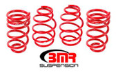 "BMR Lowering Spring Kit, Set Of 4, 1.0"" Drop, V8"
