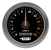 Innovate MTX-A: Analog Series Exhaust Gas Temp (EGT) Gauge