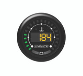 Innovate MTX-D: MTX Digital Series Water Temperature & Battery Voltage Gauge Kit