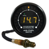 Innovate MTX-L: Digital Air/Fuel Ratio Gauge Kit (ALL-IN-ONE) (8 Ft. Sensor Cable)
