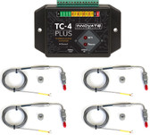 Innovate TC-4 PLUS Bundle with (4) EGT Probes