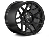 Forgestar F14 Drag 17x5 Wheels - Set of 2 - Matte Black - C6 Z06