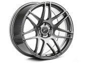 Forgestar F14 Drag 17x5 Wheels - Set of 2 - Gunmetal - C6 Z06