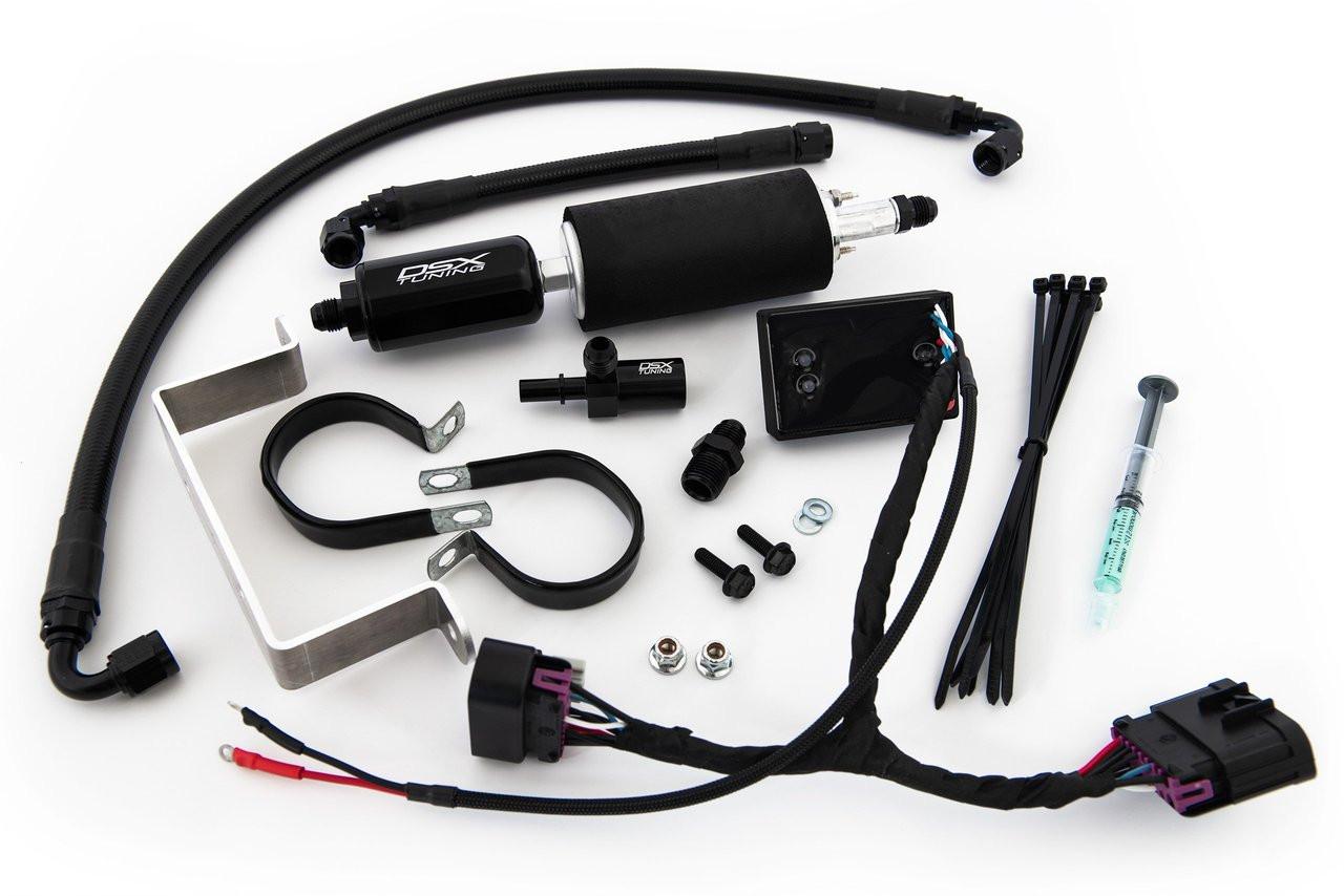DSX - Auxiliary Fuel Pump Kit - C7 Corvette LT1 / LT4