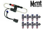 Mont Motorsports - E85 Flex Fuel Kit / 1000cc Injectors Package - 12-15 ZL1 Camaro