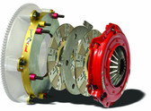McLeod RXT HD Twin Disk Clutch Kit - Corvette ZR1 (LS9)