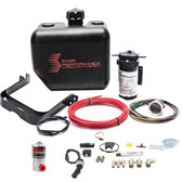 Snow Perfromance Stage 2.5 Boost Cooler Forced Induction Progressive Water-Methanol Injection Kit w/ 2.5 gallon tank